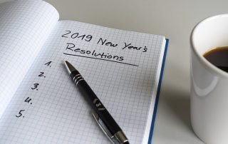 2019 new year book